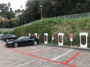 Foto 1 del punto Varazze Tesla Supercharger