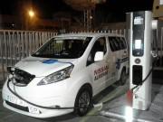 Foto 4 del punto Punto de carga rápido para taxis