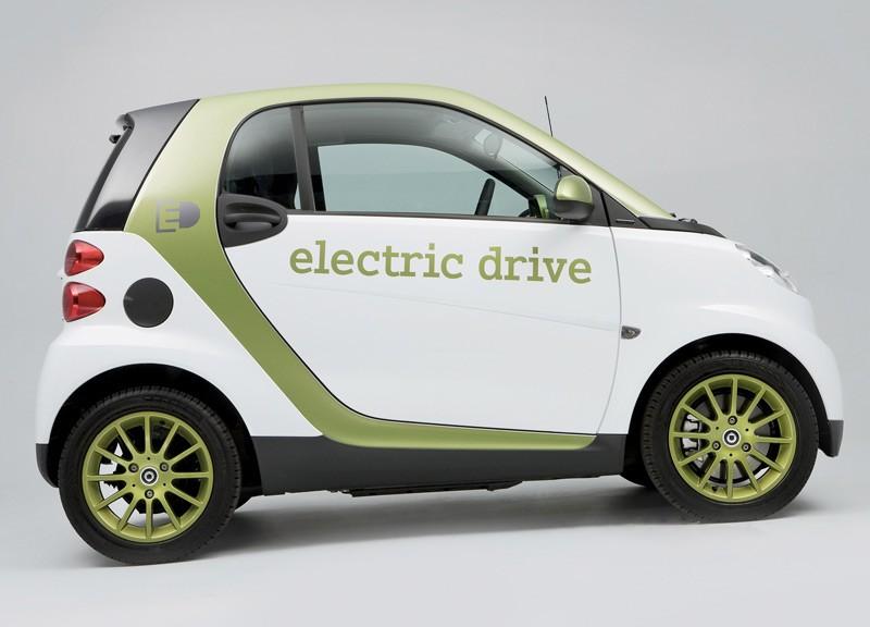 Foto de Fortwo electric drive