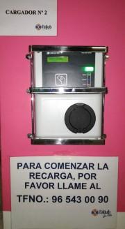 Foto 21 del punto Centro Comercial El Aljub Tesla DC