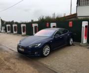 Foto 8 del punto Tesla Supercharger Fátima