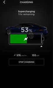 Foto 5 del punto Tesla Supercharger Fátima