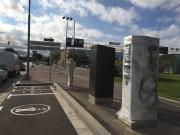 Foto 10 del punto Electrolinera AMB 06 - Salvador Espriu - l'Hospitalet de Llobregat