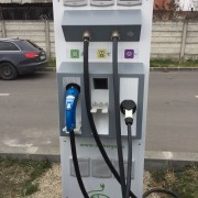 Foto 2 del punto Renovatio e-charge - Kaufland Timisoara