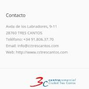 Foto 12 del punto C.C. Ciudad Tres Cantos