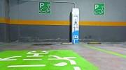 Foto 1 del punto IBIL - Parking plaza Euskal Herria de Legazpi (Gipuzkoa)
