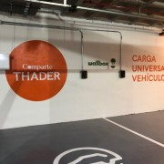 Foto 10 del punto Centro Comercial THADER Murcia