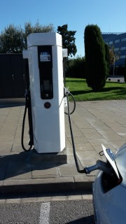 Foto 21 del punto Electrolinera AMB 01 - Mas Blau - El Prat de Llobregat