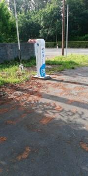 Foto 1 del punto Estación de servicio Teiraboa, IBIL
