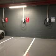 Foto 8 del punto CC Berceo [Tesla DC]