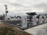 Foto 8 del punto Tesla Supercharger Guarromán