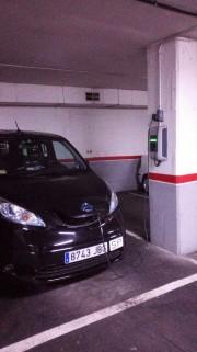 Foto 1 del punto Taxielectric