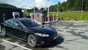 Foto 2 del punto Tesla Superladerstasjon Åsane