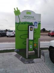 Foto 1 del punto Parking LIDL