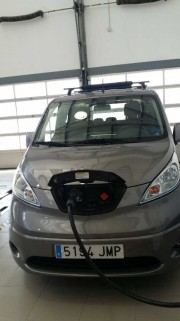 Foto 1 del punto Nissan Palma Mallorca