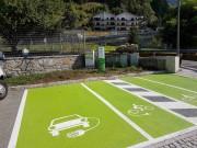 Foto 2 del punto Italia/Aosta/Rue des Vergers