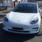 Foto 1 del punto Tesla Supercharger Sant Cugat del Vallés