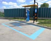 Foto 21 del punto IBIL - Estación de Servicio Repsol Móstoles