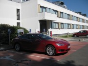 Foto 2 del punto Tesla Supercharger Hôtel Novotel Aéroport