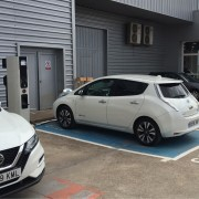 Foto 1 del punto Nissan AuraSSan