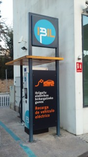 Foto 2 del punto IBIL - Trio, gasolinera Repsol Donostia San Sebastián