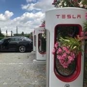 Foto 1 del punto Tesla SuperCharger Montemor-o-Novo