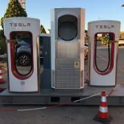 Foto 4 del punto Supercargador Tesla Valencia