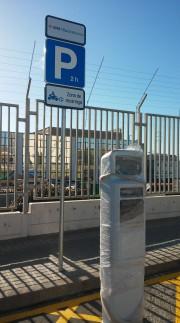 Foto 13 del punto Electrolinera AMB 03 - carrer de la TV3 - Sant Joan Despí