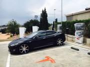 Foto 16 del punto Supercargador Tesla Valencia