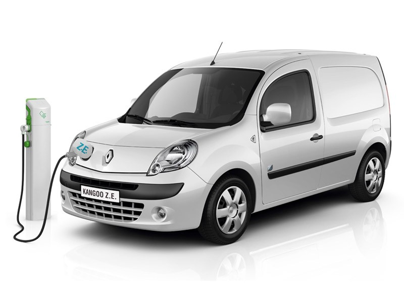 renault kangoo z e el ctrica ficha t cnica fotos precios y extras. Black Bedroom Furniture Sets. Home Design Ideas
