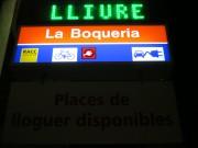 Foto 4 del punto Parking BSM 2054 - La Boqueria