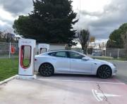 Foto 1 del punto Supercargador Tesla Hotel Novotel Narbonne Francia