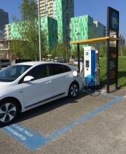 Foto 3 del punto IBIL - Gasolinera Repsol Salburua
