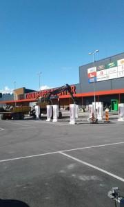 Foto 1 del punto Supercharger Tanum, Sweden