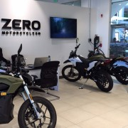 Foto 3 del punto ZERO Motorcycles Showroom