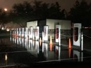 Foto 3 del punto Supercharger Las Vegas Blvd, NV