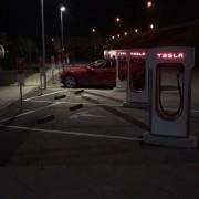 Foto 2 del punto Supercargador L´Aldea, Spain
