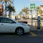 Foto 2 del punto Punto de recarga FENIE Arenal - Plaza Major