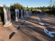 Foto 10 del punto Supercargador Tesla Caldes Malavella