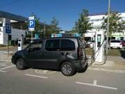 Foto 2 del punto Electrolinera AMB 07 - Avda. de la Via Augusta - Sant Cugat del Vallès