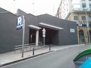 Foto 3 del punto Portugalete. Parking Zubialde (IBIL)