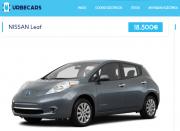 Nissan Leaf 24 kWh Acenta segunda mano