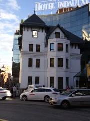 Foto 3 del punto Rotonda Hotel indautxu