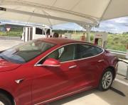 Foto 2 del punto Tesla Supercharger Mérida