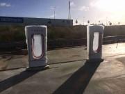 Foto 8 del punto Tesla Supercharger Mérida