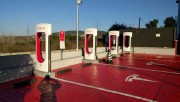 Foto 10 del punto Supercargador Tesla Girona