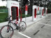 Foto 14 del punto Tesla Supercharger Tordesillas