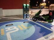 Foto 1 del punto IBIL - Parking Eroski Hiper Zalla