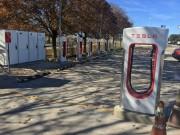 Foto 1 del punto Supercharger Junction, TX