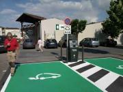 Foto 2 del punto MObiVE/Saint-Sylvestre-sur-Lot/Avenue Jean Moulin/12
